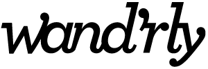 The The Wand'rly Newsletter logo